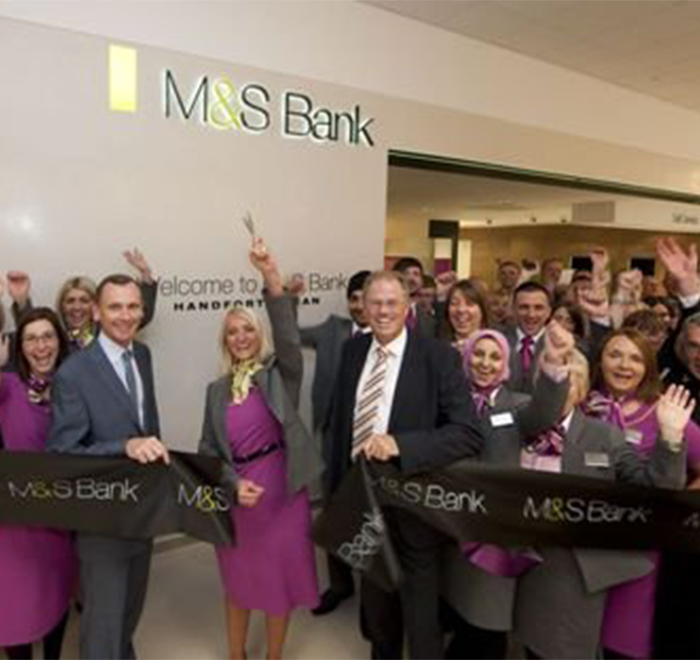M&S Handforth